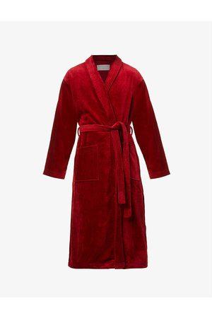 Lazada Triton velour cotton robe
