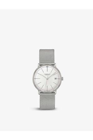 Junghans 27/4106.46 Max Bill Kleine stainless-steel automatic watch
