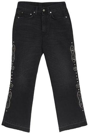 HTC BOTTOMWEAR - Denim trousers