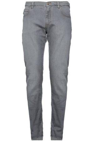 EMPORIO ARMANI Men Trousers - BOTTOMWEAR - Denim trousers