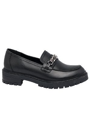 5th Avenue Women Loafers - Chain Loafer