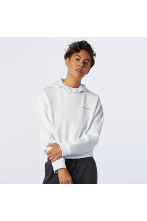 New Balance Women's Sport Style Texture Hoodie - - Size L