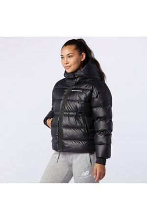 New Balance Women's Sport Style Optiks Down Jacket - - Size L
