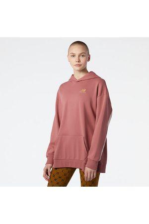 New Balance Women Sweatshirts - Women's NB Athletics Higher Learning Hoodie - - Size L