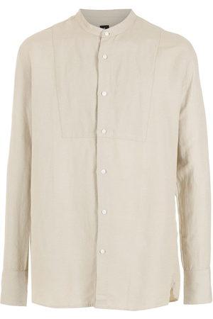 Osklen Underlay long-sleeved shirt - Neutrals