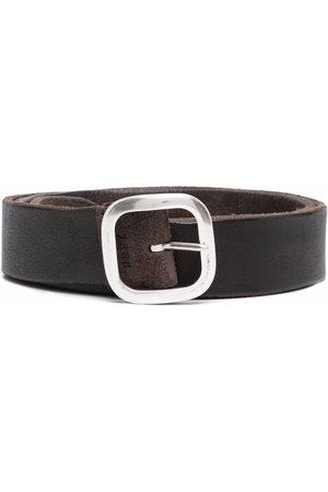 Orciani Men Belts - Pointed tip belt