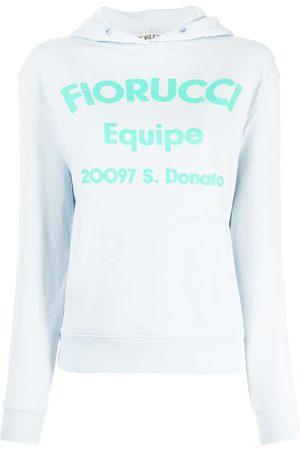 Fiorucci Women Hoodies - Logo-print hoodie