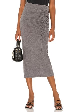 Song of Style Rayna Midi Skirt in . Size M, S, XL, XS, XXS.