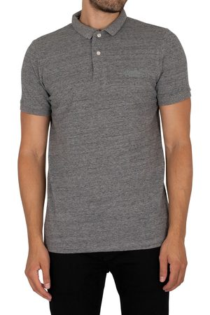 Superdry Men Polo Shirts - Classic Pique Polo Shirt