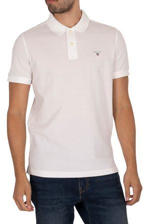 GANT Original Pique Rugger Polo Shirt