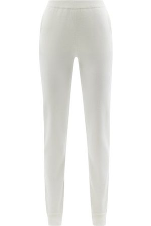 Tom Ford Cashmere-blend Track Pants - Womens