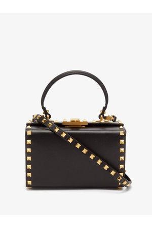 VALENTINO GARAVANI Alcove Rockstud Mini Leather Cross-body Bag - Womens
