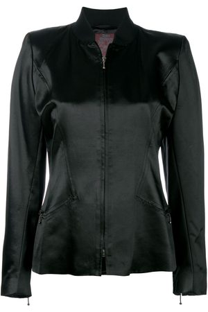 John Galliano Women Jackets - 1980s standing collar jacket