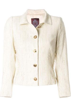 John Galliano Pre-Owned Single breast jacket - Neutrals