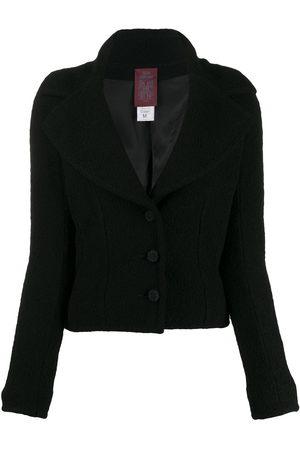 John Galliano 1990s bouclé yarn jacket
