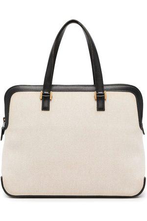 Hermès 2002 pre-owned Escapada tote bag - Neutrals