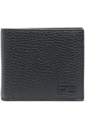Fendi Men Purses & Wallets - FF textured-leather wallet