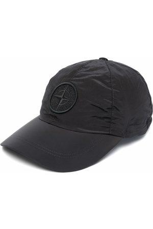 Stone Island Compass motif baseball cap