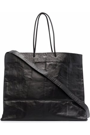 Medea Venti Busted leather tote bag