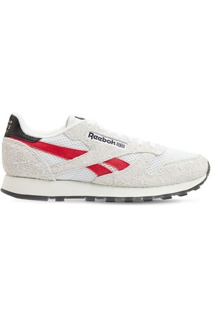 """Reebok Women Trainers - Classic Leather """"human Rights"""" Sneakers"""