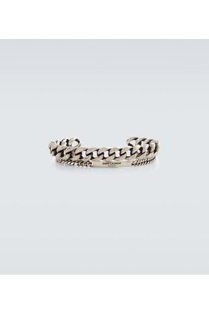 Saint Laurent Toned bracelet