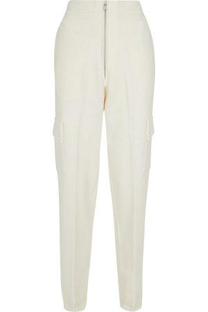 Jil Sander Wool-blend cargo pants