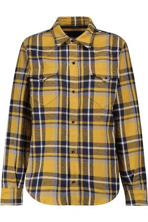 Alanui Laguna checked shirt