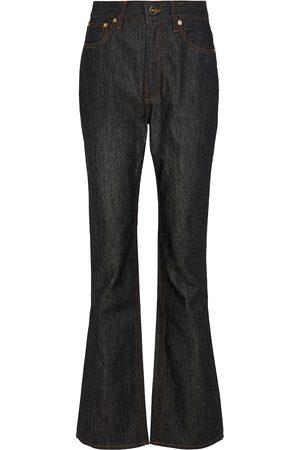 Jacquemus Le De Nimes high-rise jeans