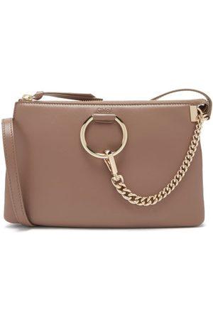 Chloé Faye Mini Chain-strap Leather Cross-body Bag - Womens