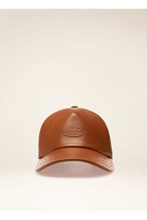 Bally Leather Cap