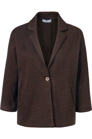 Peter Hahn Women Blazers - Jersey blazer in slightly shorter style multicoloured size: 10