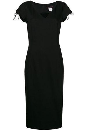 John Galliano Princess line dress