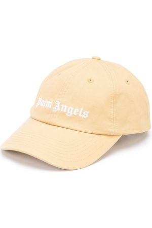 Palm Angels Hats - Logo-embroidered cap