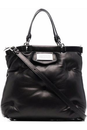 Maison Margiela Women Handbags - Logo-patch detail tote bag