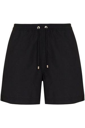 Sunspel Drawstring-waist swim shorts