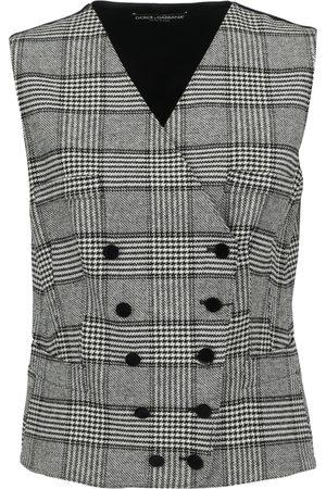 Dolce & Gabbana Women Waistcoats - Clothing