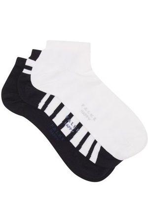 Falke Men Socks - Pack Of Three Happy Cotton-blend Socks - Mens - Multi