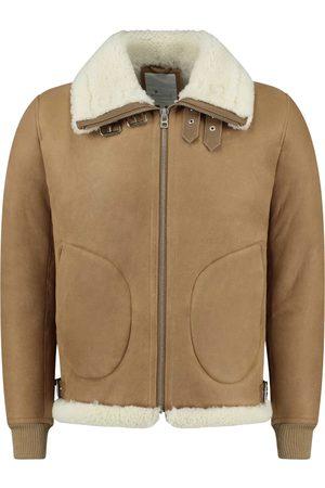 Goosecraft Jackson jas bruin GC Jackson jacket cappucino