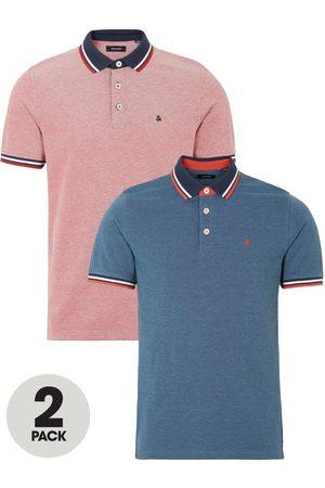 jack & jones Paulos Polo Shirt (2 Pack) - /