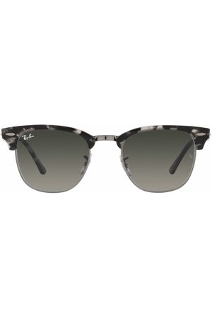 Ray-Ban Sunglasses - Clubmaster D-frame sunglasses