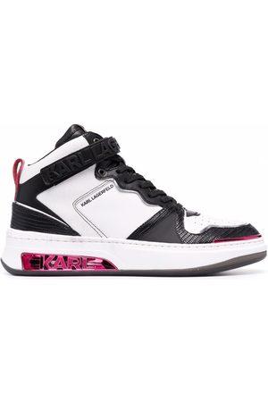Karl Lagerfeld Women Trainers - Elektra high-top sneakers
