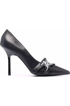 Karl Lagerfeld Women Heels - Sarabande Signature pumps - 099