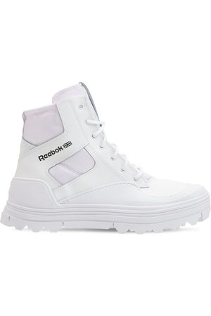 REEBOK CLASSICS Club C Cleated Mid Sneakers