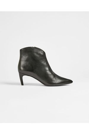 Ted Baker Women Ankle Boots - Leather 60mm Stiletto Boot
