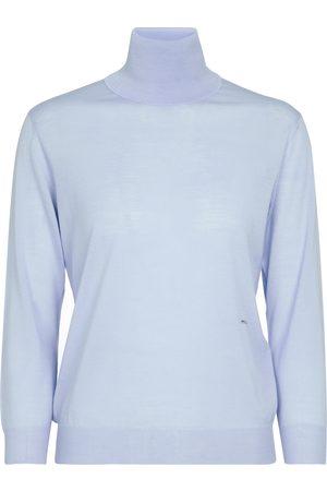 Prada Wool-blend turtleneck sweater