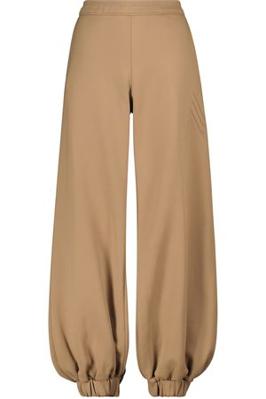 The Attico Carter cotton-blend fleece sweatpants