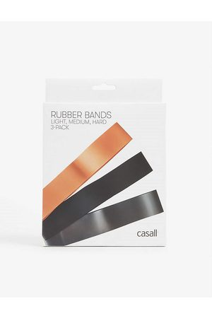 CASALL Rubber resistance bands pack of three