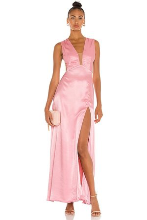 SAU LEE Genevie Satin Gown in . Size 10, 2, 4, 6, 8.