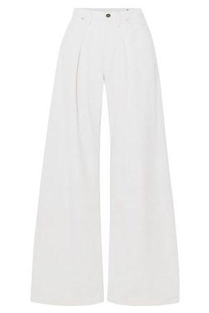 GOLDSIGN Women Trousers - BOTTOMWEAR - Denim trousers