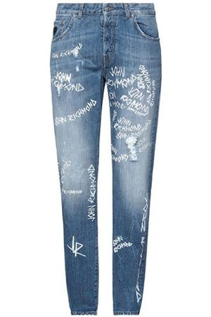 JOHN RICHMOND BOTTOMWEAR - Denim trousers